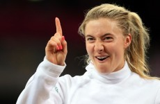 Natalya Coyle delighted with top 10 finish in Women's Modern Pentathlon