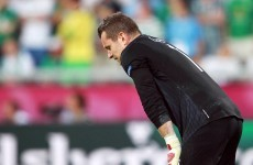 Wave goodbye: Shay Given announces retirement from international football