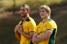 Rugby Championship: O'Connor backs Cooper to bounce back