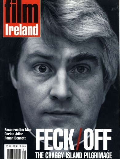 25 years of Irish Film – through Film Ireland covers