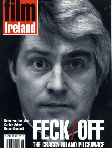 25 years of Irish Film – through Film Ireland covers