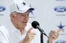 Marble Ouch: Woman sues Dallas Cowboys over 'severe burns to her backside'