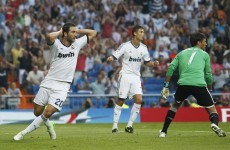 La Liga: Real Madrid begin title defence with draw at Bernabeu