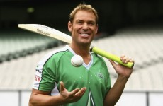 Warne: Pub grub the solution for England's warring cricket stars