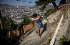 Rio 2016: Favela dwellers face eviction as Olympic highway is planned