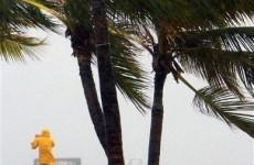 Tropical storm Isaac heads towards Gulf Coast