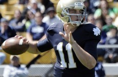 Preview: Notre Dame v Navy, Emerald Isle Classic