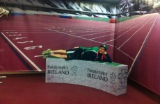 In tweets: Ireland's athletes get set for the 2012 Paralympics