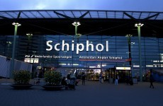 F16s escort plane to Schiphol after 'hijacking' mix-up