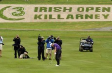 Tour chief George O'Grady gives backing to Irish Open