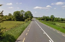 Man killed in collision of camper van and lorry in Co Longford