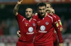 LOI round-up: Sligo continue winning ways, Pat's beat Derry