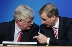 """""""Silly season is over"""": Enda and Eamon get back to work"""
