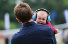 Dads not so tough after all: testosterone drops when fathers with children