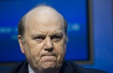 Michael Noonan set to meet with EU finance ministers