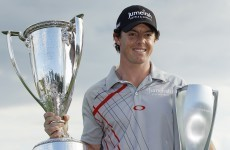 McIlroy lands BMW Championship with second win in a week