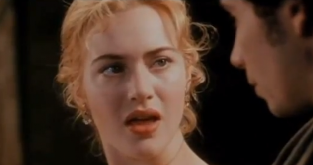 VIDEO: Kate Winslet's first screen test for Titanic, circa 1996