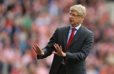Wenger rules out move for Drogba