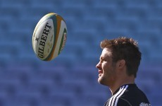 All Blacks out to end home season on a high