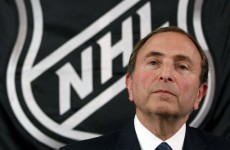 NHL season under threat as commissioner locks out players