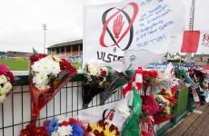Nevin Spence: Ulster v Zebre postponed following star's death