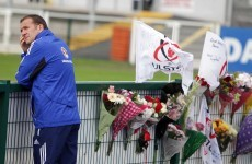 Nevin Spence: Rugby fans set to unite in support of family