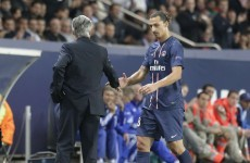 Champions League round-up: Paris lay down a marker on return to the big time