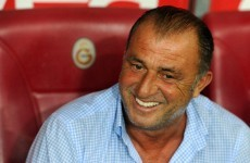 Galatasaray can beat United, insists coach Terim ahead of Old Trafford date