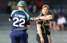 Report: Australia toy with Ireland in World Twenty20