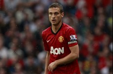 'United fans won't let club down at Anfield' – Vidic