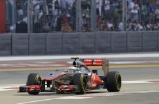 McLaren's Whitmarsh rejects F1 favourites tag