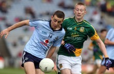Dublin too strong for Meath in All-Ireland MFC Final