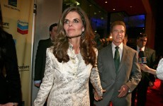 The Dredge: Schwarzenegger's mother-in-law 'out of control'
