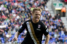 Irish Eye: Duff enjoying life after international football
