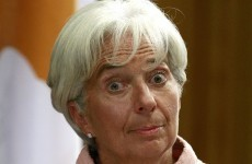 IMF says Argentina faces 'red card' over bad data