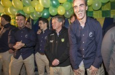 In pictures: Thousands turn out as Donegal welcomes Sam to the hills