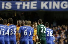 Chelsea defend Terry selection