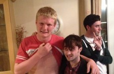 AUDIO: Harry Potter and the All-Ireland winners … here's what happened with Daniel Radcliffe in Dublin on Sunday night