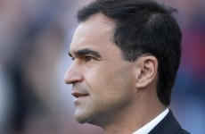 FA charge Martinez over United game comments