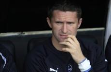 Robbie Keane scares away West Ham with massive demands