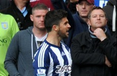 Irish Eye: Long earns Baggies a share of the spoils on derby day