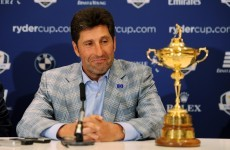 'It was torture' — Olazabal rules out 2014 Europe captaincy