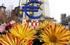 ECB leaves main interest rate unchanged at 0.75 per cent