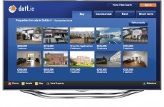 Samsung and Daft.ie launch Smart TV property app