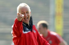 Conor Counihan: 'You always challenge yourself to see can you bring the team forward'