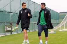 Middle management: Irish eyeing midfield change to deal with Özil threat