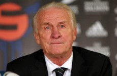 Open thread: After last night's win, should Giovanni Trapattoni be given more time?