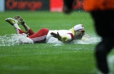 Poland's soaked stadium fans in legal hot water