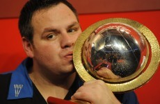 Adrian Lewis hits the Jackpot with world title win
