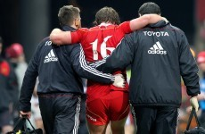 Jerry Flannery facing another frustrating six weeks on the sidelines
